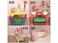 Baby Items Excellent Condition