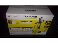 Karcher k2 full control with home and car kit brand new
