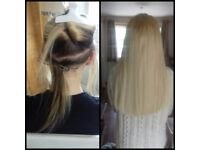 RUSSIAN RUSSIAN/NANO RINGS HAIR EXTENSIONS/SPECIALIST MOBILE HAIR STYLIST. GET FULL FROM £180