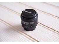 Nikon 28mm f2.8 AF-D Prime Lens