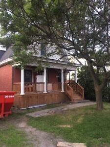 Completely renovated house, Bank and Heron