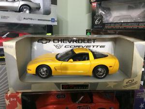 Chevrolet Corvette ut diecast 1/18 die cast
