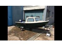 14ft day boat/fishing boat