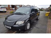 Chrysler Grand Voyager limited xs 2.8 crd
