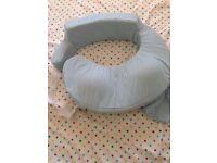 Nursing pillow- (brand- my brest friend)