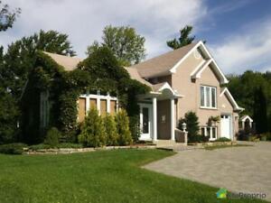 425 000$ - Maison à paliers multiples à vendre à Beauharnois