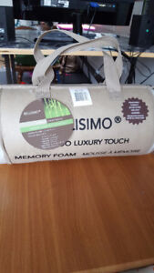 Brand new memory foam pillows - 2 available
