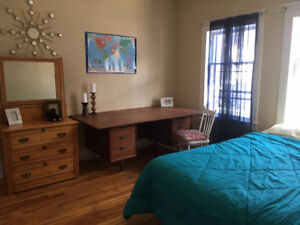 September 1st  -BEAUTIFUL FURNISHED ROOM - UTILITIES INCLUDED