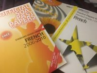 National 5 French revision books