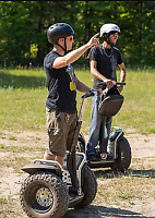 Off Road Segway Tour Guide