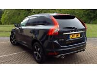 2017 Volvo XC60 D5 (220) R-Design Lux Nav AWD Automatic Diesel Estate