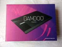 Wacom Bamboo Touch tablet