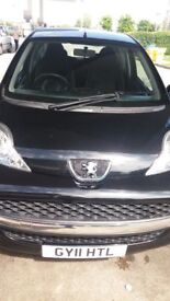 Peugeot 107 (2011) for sale - perfect first car