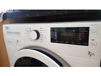 BEKO Freestanding White 7kg Washer Dryer WDJ7523023