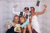 INTERACTIVE PHOTO BOOTH EXPERINCES YOU WILL LOVE