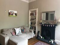 1-bedroom flat with garden in Edinburgh