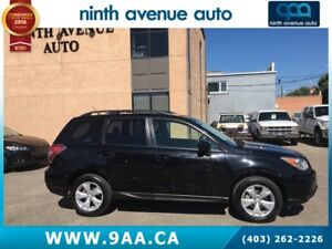 2014 Subaru Forester 2.5i 4dr All-wheel Drive