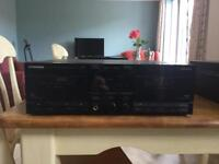 Pioneer CT-X440W Stereo double cassette deck