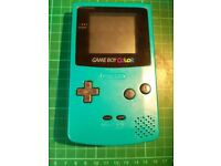 Gameboy Colour - Teal - Excellent condition - Works perfectly.