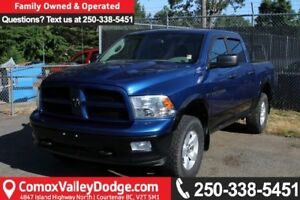 2011 Dodge Ram 1500 SLT KEYLESS ENTRY, BLUETOOTH, TOW PKG, CR...