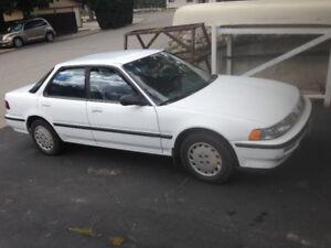 1991 Acura Integra Sedan