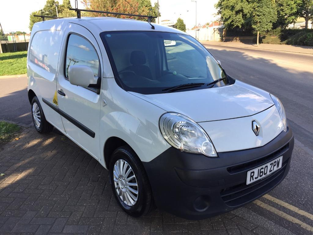 RENAULT KANGOO 1.5 DCI 2011 AC VAN DIESEL MOT 04/2018 MANUAL CLEAN ! NEW