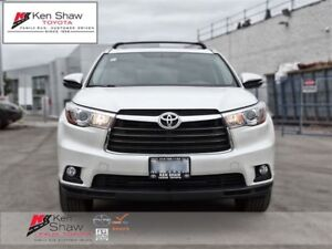 2015 Toyota Highlander Limited ONE OWNER!!