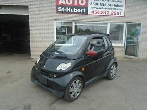 SMART FORTWO PULSE CABRIOLET 2006