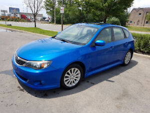2009 Subaru Impreza sport edition(perfect condition)