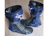 Alpinestars smx boots motorcycle boots