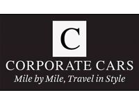 Corporate Cars Taxi Service Highly Recommended Throughout Birmingham
