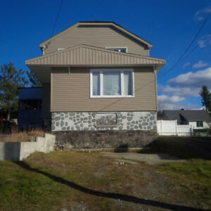 KIRKLAND LAKE, House for Rent,  Sublet for extra $$ if Desired!!