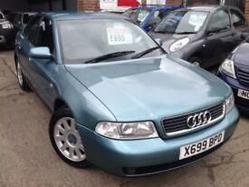 2000 X AUDI A4 1.9 TDI - MOT MAY 2018, LOTS OF SERVICE STAMPS, REMAPPED, PRICED TO SELL!!.