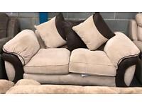 2 seater sofa from Harvey's