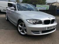 2009 BMW 1 Series 2.0 118d Sport 2dr