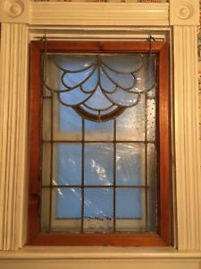 Leaded Glass/Stained Glass Window