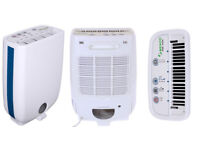 Brand new meaco dd8l dehumidifier with ioniser