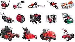 Free pick up of unwanted Small Engines / motorized scrap
