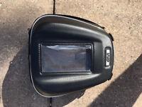 Givi Tankbag 3D603 - uses tankring fitting