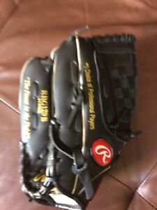 New Rawlings junior Baseball glove, Droite/ right handed