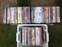 56 DVD's offers over £30 for the lot