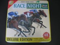 """Race Night"" Game – Deluxe Edition"