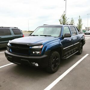 Chevy Avalanche  taking reasonable offers