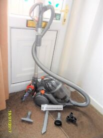 dyson DC08 ALL FLOORS CYLINDER vacuum cleaner fully refurbished NEW MOTOR + 3 month warranty