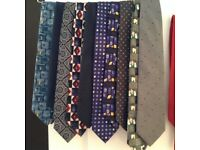 Selection of assorted ties