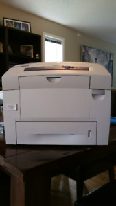 Xerox Phaser Colour Printer 8860dn solid ink plus 2nd drawer