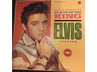 Elvis Presley 96 Hits Of The King - 6 LP