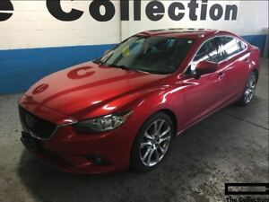 2014 Mazda MAZDA6 GT w/Navigation /Leather / Sunroof