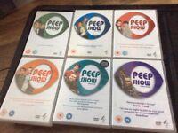 Peep show dvds