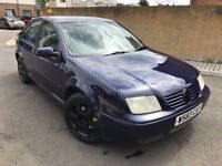 Volkswagen Bora 2.0,Petrol*AUTOMATIC* Saloon,SERVICE HISTORY,HPI CLEAR,Timing belt at 76.000 miles